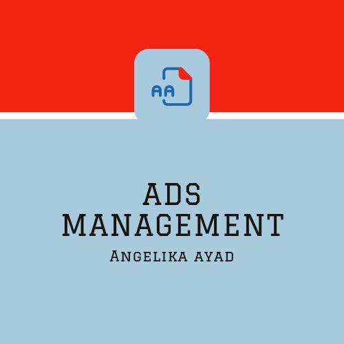 ADS MANAGEMENT / Virtuelle Assistenz